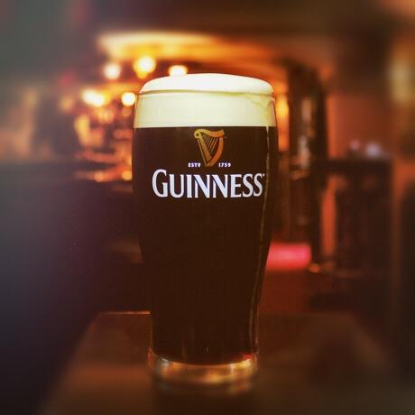 Guinnessglas